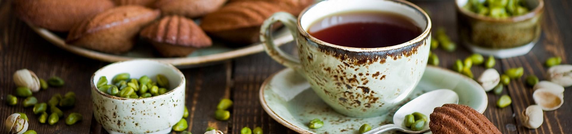 Черный Чай, ароматизированный
